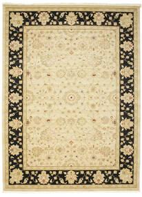 Farahan Ziegler - Beige Teppich  300X400 Orientalischer Gelb/Beige Großer ( Türkei)