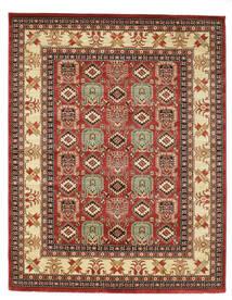 Kazak Simav Teppich  200X250 Orientalischer Dunkelrot/Dunkelbraun ( Türkei)