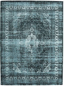 Jacinda - Dunkel Teppich  200X250 Moderner Blau/Hellblau ( Türkei)