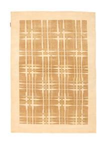 Ziegler Modern Teppich  125X178 Echter Moderner Handgeknüpfter Dunkel Beige/Beige (Wolle, Pakistan)