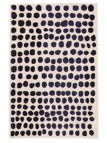 Square Teppich  160X230 Moderner Beige/Schwartz ( Türkei)