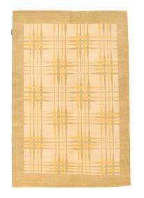 Ziegler Modern Teppich  137X200 Echter Moderner Handgeknüpfter Gelb/Beige (Wolle, Pakistan)