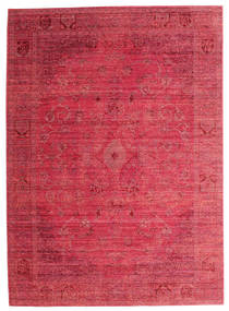 Maharani - Rot Teppich  140X200 Moderner Rot/Rost/Rot ( Türkei)