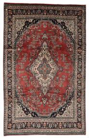 Hamadan Shahrbaf Patina Teppich 208X328 Echter Orientalischer Handgeknüpfter Hellbraun/Rot (Wolle, Persien/Iran)