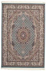 Aranja - Blau Teppich  160X230 Orientalischer Dunkelgrau/Hellgrau ( Türkei)