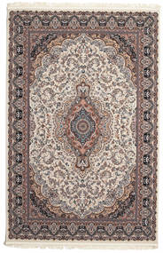Mahendra Teppich  200X300 Orientalischer Hellgrau/Dunkelbraun ( Türkei)