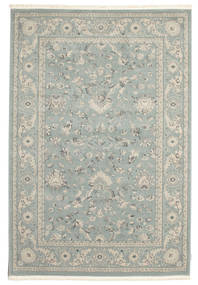 Ziegler Boston - Hellblau Teppich  160X230 Orientalischer Hellgrau/Türkisblau ( Türkei)