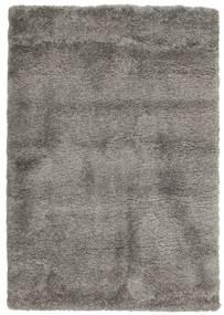 Shaggy Sadeh - Grau Teppich  120X170 Moderner Dunkelgrau/Hellgrau ( Türkei)