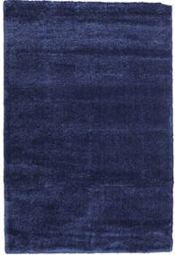 Shaggy Sadeh - Blau Teppich  200X300 Moderner Dunkelblau/Dunkellila ( Türkei)