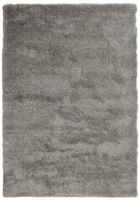 Shaggy Sadeh - Grau Teppich  160X230 Moderner Hellgrau/Dunkelgrau ( Türkei)