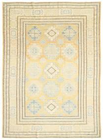 Ziegler Ariana Teppich 186X257 Echter Orientalischer Handgeknüpfter Beige/Dunkel Beige (Wolle, Afghanistan)