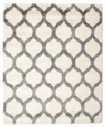 Berber Shaggy Illusia - Naturweiß/Grau Teppich  200X250 Moderner Beige/Hellgrau ( Türkei)