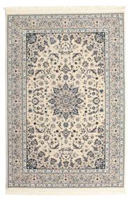 Nain Emilia - Beige/Blau Teppich  160X230 Orientalischer Hellgrau/Beige ( Türkei)