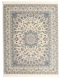 Nain Emilia - Cream/Hell Blau Teppich  200X250 Orientalischer Hellgrau/Beige ( Türkei)
