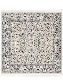 Nain Florentine - Cream Teppich  200X250 Orientalischer Hellgrau/Beige ( Türkei)