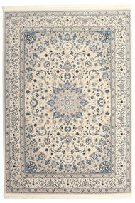 Nain Emilia - Cream/Hell Blau Teppich  250X350 Orientalischer Hellgrau/Beige Großer ( Türkei)