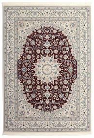 Nain Emilia - Dunkelrot Teppich  300X400 Orientalischer Hellgrau/Beige/Dunkelbraun Großer ( Türkei)