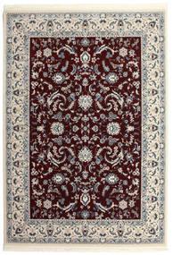 Nain Florentine - Dunkel Rot Teppich  250X350 Orientalischer Hellgrau/Dunkelrot Großer ( Türkei)