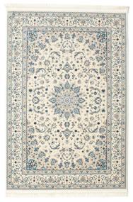 Nain Emilia - Cream/Hell Blau Teppich  140X200 Orientalischer Hellgrau/Beige ( Türkei)