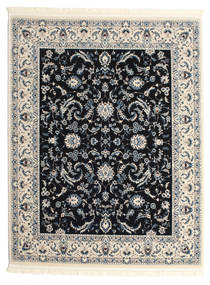Nain Florentine - Dunkelblau Teppich  200X250 Orientalischer Hellgrau/Dunkelgrau ( Türkei)