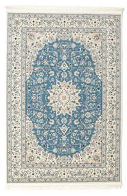 Nain Emilia - Hellblau Teppich  120X180 Orientalischer Hellgrau/Beige ( Türkei)