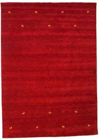 Gabbeh Loom Two Lines - Rot Teppich 240X340 Moderner Rot/Dunkelrot (Wolle, Indien)