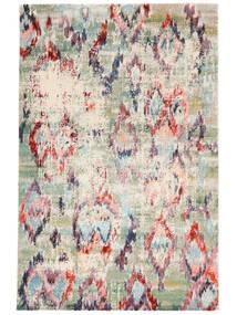 Mora Vintage Teppich  160X230 Moderner Hellgrau/Dunkelbraun ( Türkei)