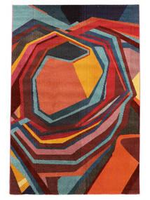 Duet Teppich  160X230 Moderner Rot/Dunkelrot ( Türkei)