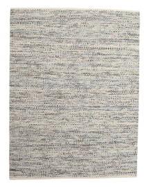 Pebbles - Grau/Blau Mix Teppich  200X250 Echter Moderner Handgewebter Hellgrau ( Indien)