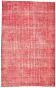 Colored Vintage Teppich  187X298 Echter Moderner Handgeknüpfter Hellrosa/Rosa (Wolle, Türkei)