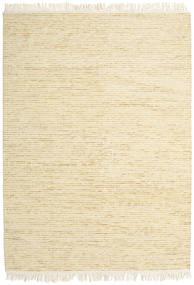 Medium Drop - Gelb Mix Teppich  210X290 Echter Moderner Handgewebter Beige (Wolle, Indien)
