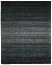 Gabbeh Rainbow - Grau Teppich  240X300 Moderner Schwartz/Dunkelgrau (Wolle, Indien)