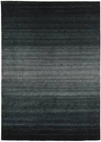 Gabbeh Rainbow - Grau Teppich  240X340 Moderner Schwartz/Dunkelgrau (Wolle, Indien)