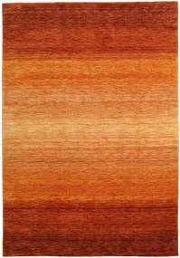 Gabbeh Rainbow - Rost Teppich  160X230 Moderner Orange/Rost/Rot (Wolle, Indien)