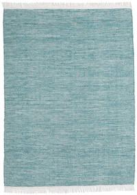 Diamond Wolle - Blau Teppich  140X200 Echter Moderner Handgewebter Hellblau/Dunkel Türkis (Wolle, Indien)