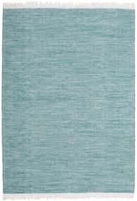 Diamond Wolle - Blau Teppich  160X230 Echter Moderner Handgewebter Hellblau/Dunkel Türkis (Wolle, Indien)