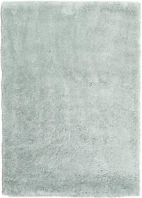 Shaggy Sadeh - Mint Teppich  140X200 Moderner Hellgrau/Weiß/Creme ( Türkei)