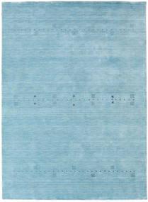 Loribaf Loom Eta - Hellblau Teppich  190X290 Moderner Hellblau (Wolle, Indien)