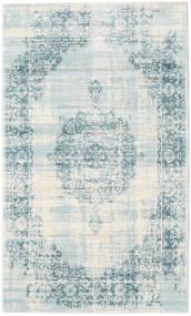 Jinder - Cream/Hell Blau Teppich  100X160 Moderner Hellblau/Beige ( Türkei)