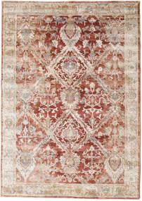 Talitha - Rusty Rot Teppich  160X230 Moderner Dunkelbraun/Hellgrau ( Türkei)