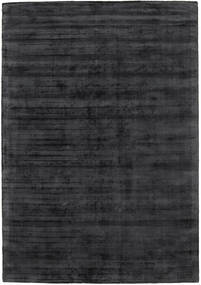 Tribeca - Charcoal Teppich  160X230 Moderner Dunkelgrau ( Indien)