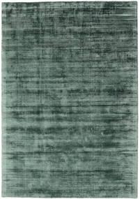 Tribeca - Grün Teppich  160X230 Moderner Dunkelgrün/Blau ( Indien)