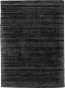 Tribeca - Charcoal Teppich  210X290 Moderner Schwartz/Dunkelgrau ( Indien)