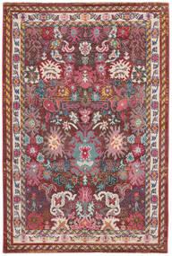 Mirzam - Dunkel Lila Teppich  160X230 Moderner Dunkelrot/Dunkelbraun ( Türkei)