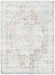 Nadia - Hell Teppich  160X230 Moderner Hellgrau/Weiß/Creme ( Türkei)