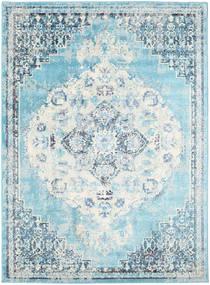 Turid - Blau Teppich  140X200 Moderner Hellblau/Türkisblau ( Türkei)