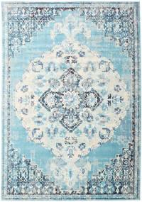 Turid - Blau Teppich  200X300 Moderner Hellblau/Weiß/Creme ( Türkei)