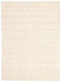 Bubbles - Natural Weiß Teppich 170X240 Moderner Beige (Wolle, Indien)