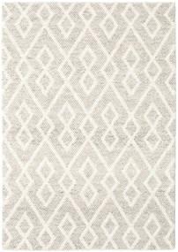 Hudson - Melange Greige Teppich  170X240 Moderner Hellgrau/Beige (Wolle, Indien)