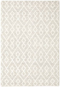 Hudson - Melange Greige Teppich  200X300 Moderner Dunkel Beige/Beige (Wolle, Indien)